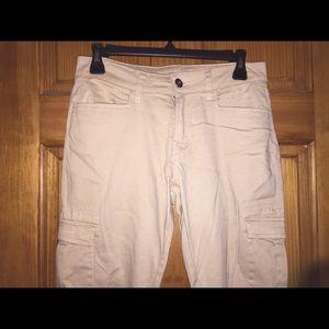 Bongo Beige Skinny Jeans